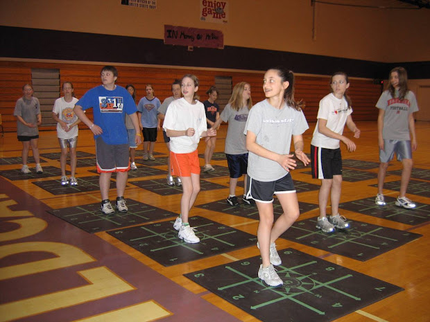 High School Physical Education Activities