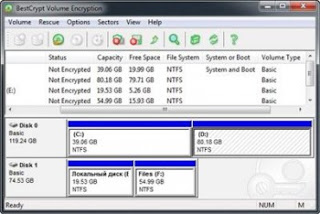 BestCrypt Volume Encryption 3.50.19