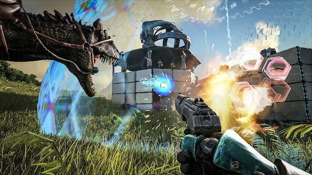 system requirements of ark survival evolved