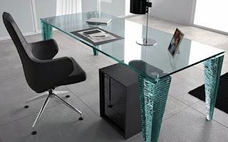 стеклянная офисная мебель
