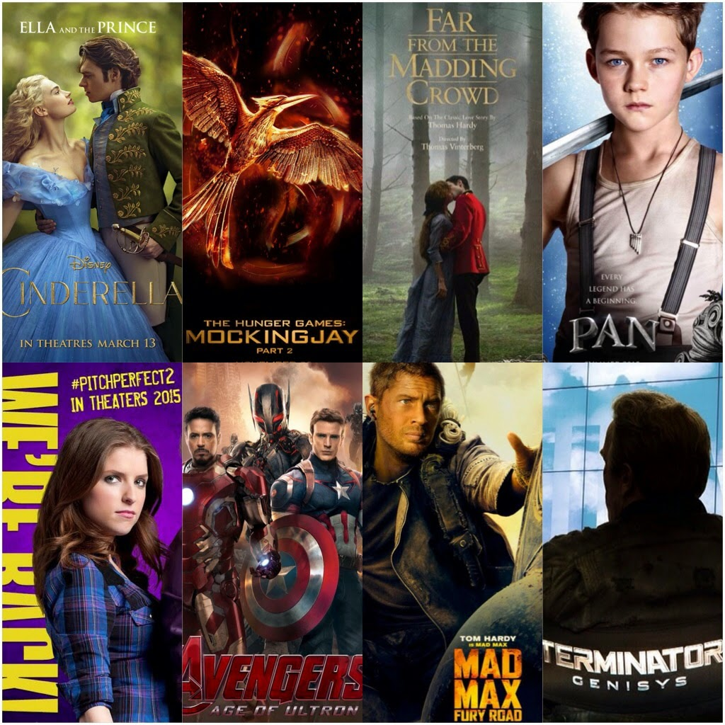 Must-See Movies 2015