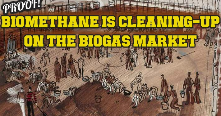 Anaerobic Digestion News: Proof That Biomethane Is Cleaning