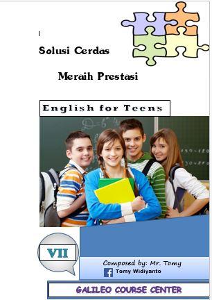 Modul Bahasa Inggris Kelas Vii Kurikulum 2013 Learning Practicing And Sharing