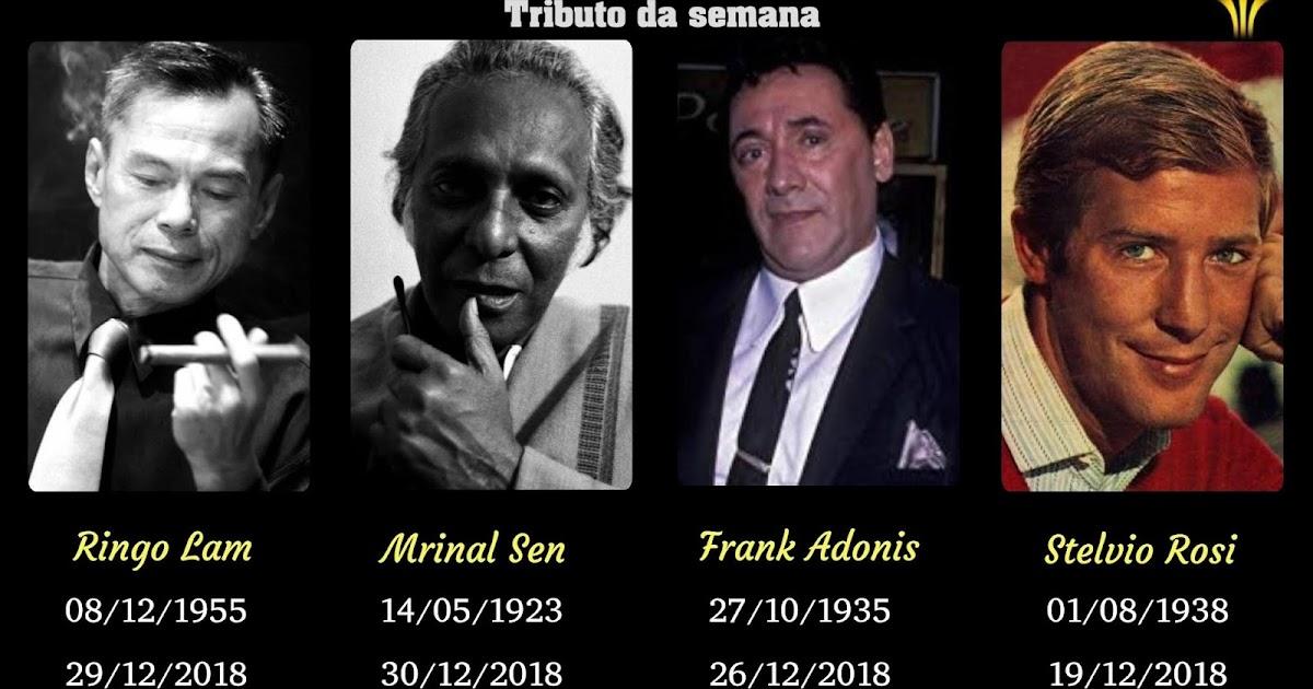Tem Na Web - MORREM RINGO LAM, MRINAL SEN, FRANK ADONIS E STELVIO ROSI