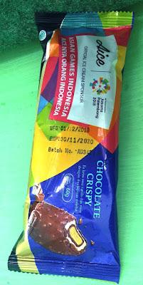 alasan memilih es krim Aice karena mutu produk