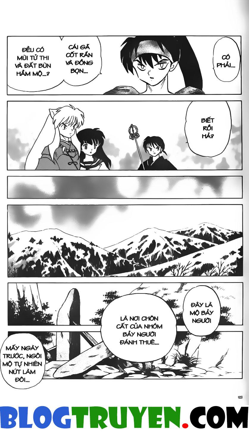 Inuyasha vol 25.7 trang 10