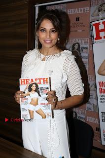 Bollywood Actress Bipasha Basu Unviels Health Nutrition Success Issue Pos  0007.JPG