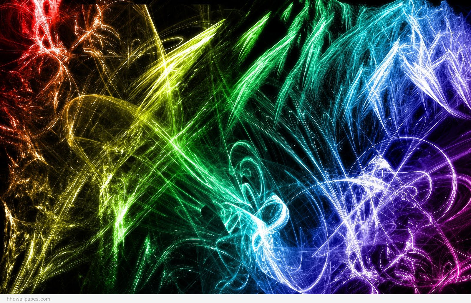 HD Wallpapers Colorful Abstract Desktop Backgrounds