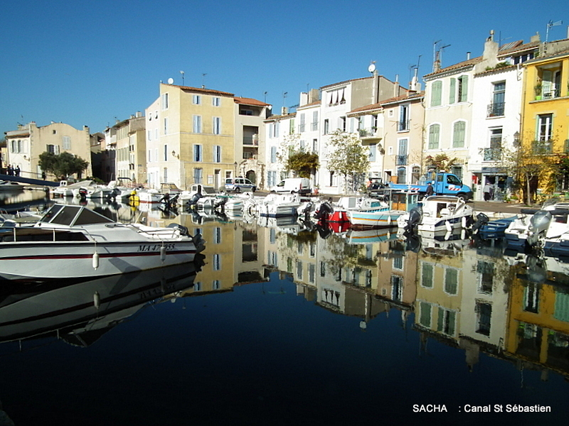 Un jour une photo martigues la venise proven ale - Point p martigues ...