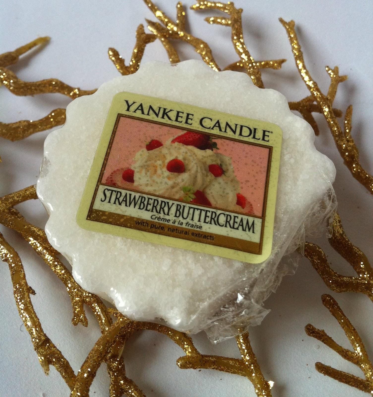 Kuszące słodkości od Yankee Candle