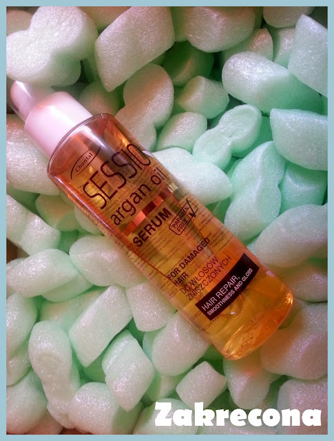 Chantal, serum Sessio Argan Oil