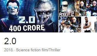 दिल पर हाथ रख कर पढ़िये, रजनीकांत और अक्षय कुमार की फिल्म का बजट हो गया इतना !