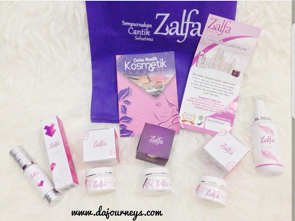 [First Impression] Zalfa Miracle Skin Care