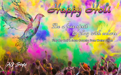Holi messages in Hindi 140