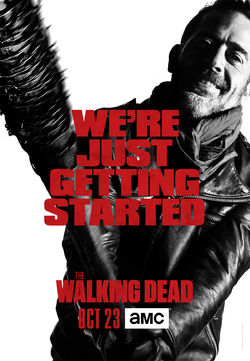 Poster The Walking Dead 2010-