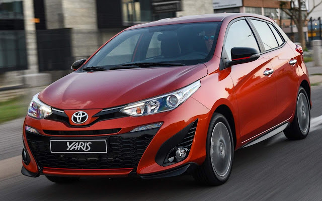 Toyota Yaris Hatch XRS