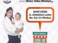 Alamat Outlet Kue Bolu Toba Medan Oleh Oleh Kekinian Medan by Andika Pratama