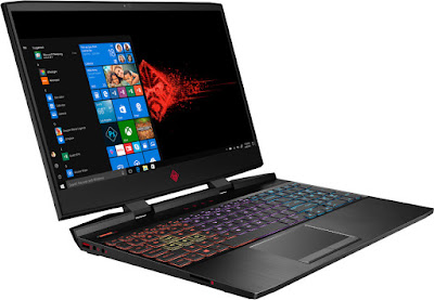 HP Omen 15-dc0038ns