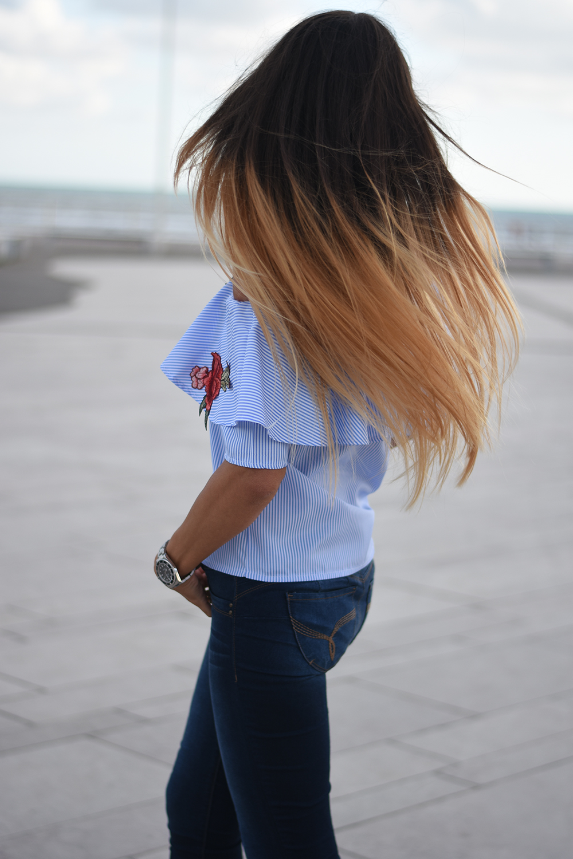 capelli sani e forti