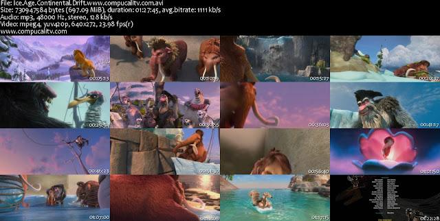 La Era del Hielo 4 La Formación de los Continentes DVDRip Español Latino Descargar 2012