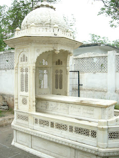 Grave of Ayub Khan in Peshawar
