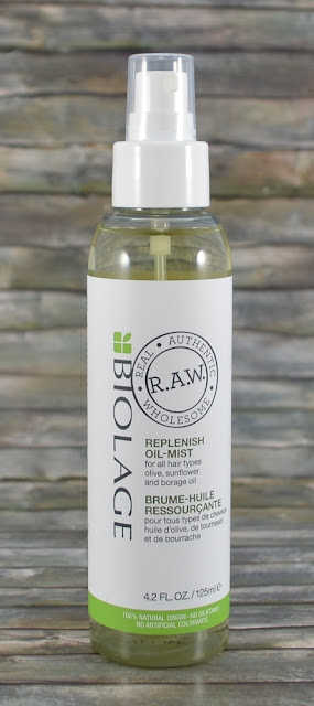 Biolage replenish oil-mist