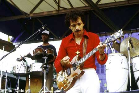 legendary guitars carlos santana 39 s yamaha sg2000. Black Bedroom Furniture Sets. Home Design Ideas