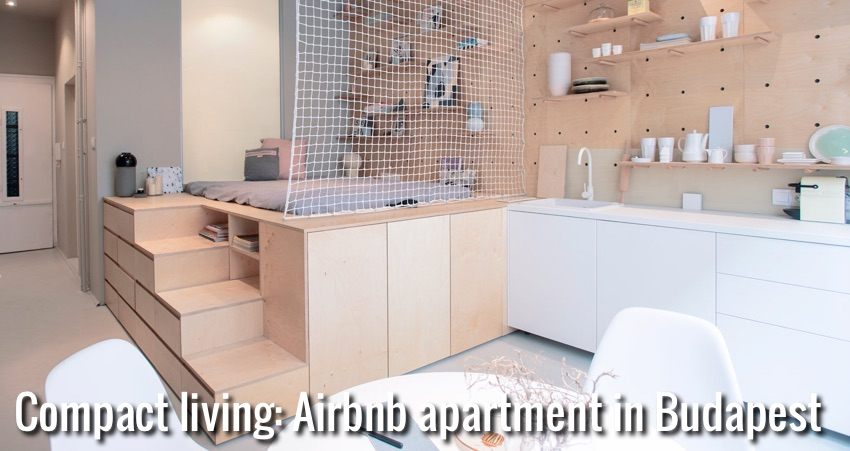 Superb Compact Living: Airbnb
