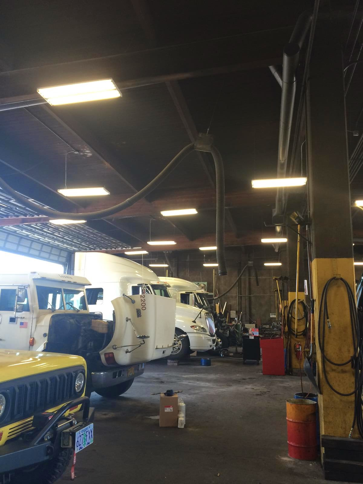 Trucking Business: Retrofit Project Earns Rebate & ROI In 17 Months