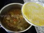 Supa de ciuperci preparare reteta - dregem cu smantana
