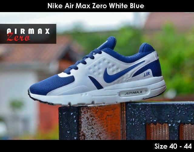 huge selection of 299bf d62fa Sepatu Nike Airmax Zero 2 - Ware House Shop