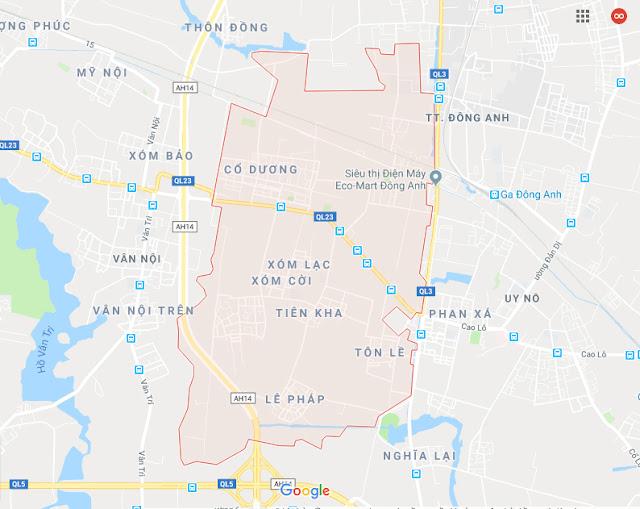 Green Link City - Thành phố kết nối xanh, chung cư nhà ở xã hội, Tiên Dương Đông Anh