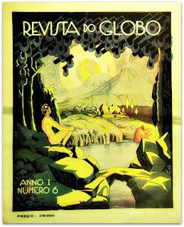 Revista do Globo  - Março de 1929 - Érico Veríssimo