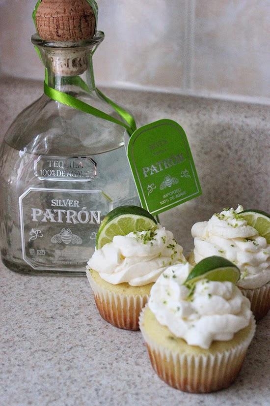 Margarita Cupcakes Recipe