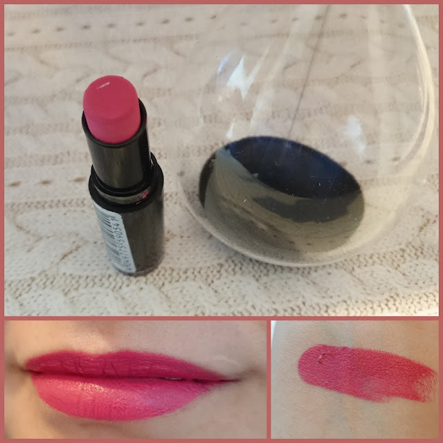 wet n wild Mega Last Lip Color E905D Smokin Hot Pink