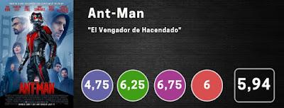 Nota de Ant-Man
