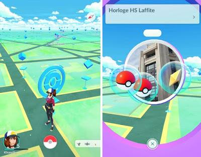 cara mendapatkan pokeball pokemon go image