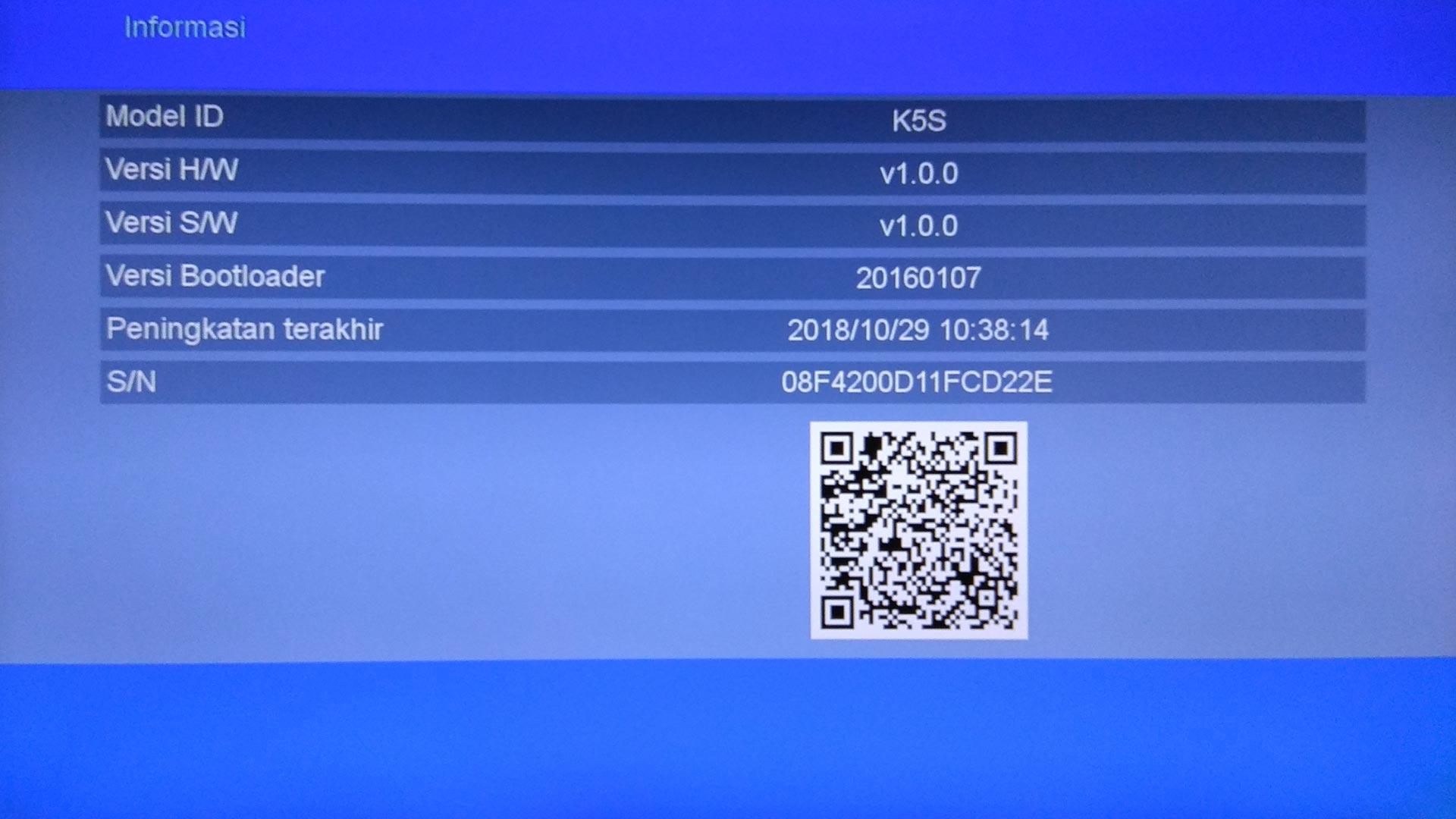 Firmware Getmecom Monthong SW Receiver Software Terbaru
