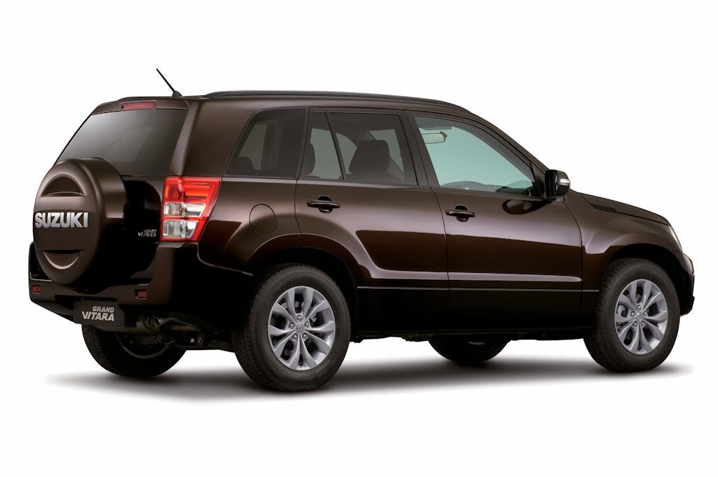 suzuki philippines quietly updates grand vitara for 2014