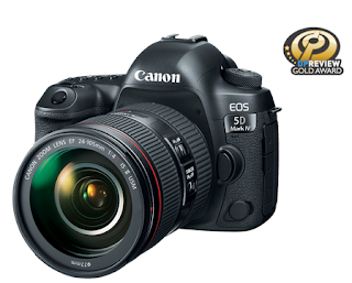Canon EOS 5D Mark IV with Canon Log Software
