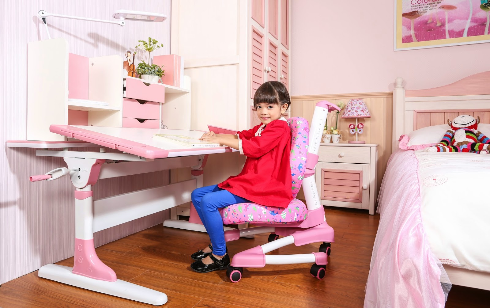 study table and chair for kids hanging glass istudy ergonomic