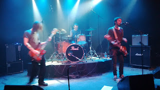 GOOMH - Live Red studio Douai 2017. Indie rock