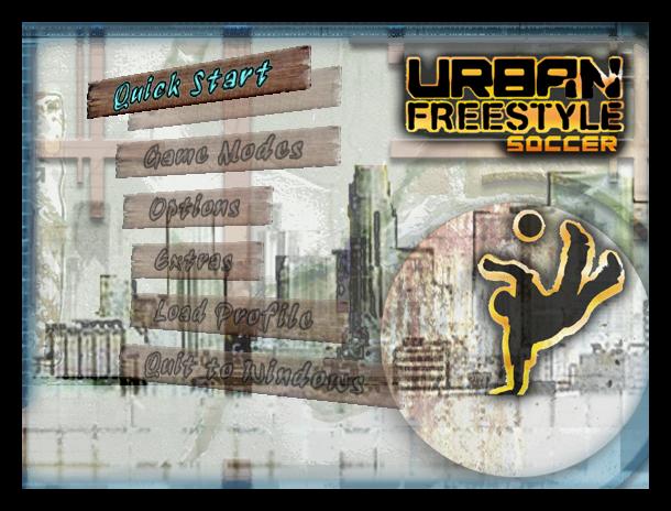 Urban FreeStyle Soccer - Katılımsız Oyun