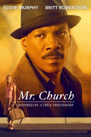 Poster Mr. Church 2016