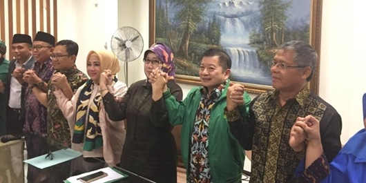 DPP PPP Berhentikan Romahurmuziy, Suharso Monoarfa Diangkat jadi Plt Ketum