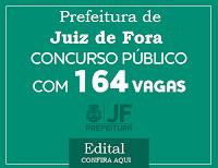 apostila concurso público Prefeitura de Juiz de Fora - JF-MG 2016, para todos os cargos