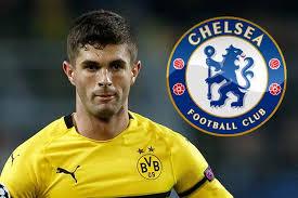 Chelsea sign Dortmund star Christian Pulisic for €64M deal.