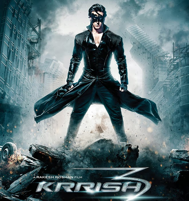 Krrish 3 Facebook Stickers