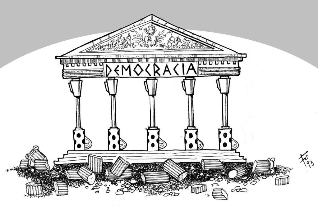 Tomas bradanovic el mito democr tico for Que significa wc