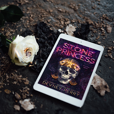 Cover Reveal: Stone Princess (Tin Gypsy #3) by Devney Perry | About That Story